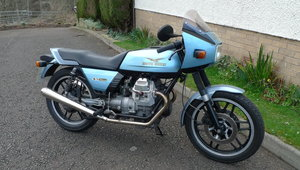 Moto Guzzi V50 Monza 1982 For Sale