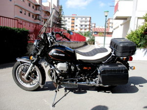 MOTO GUZZI CALIFORNIA II (1983) GOOD PRESERVED