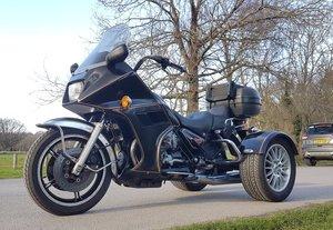 1991 BB Customs MotoGuzzi California Trike For Sale