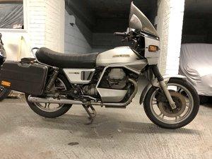 1981 Moto Guzzi 1000 SP Spada For Sale by Auction