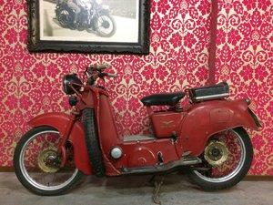1952 original moto guzzi galletto 160