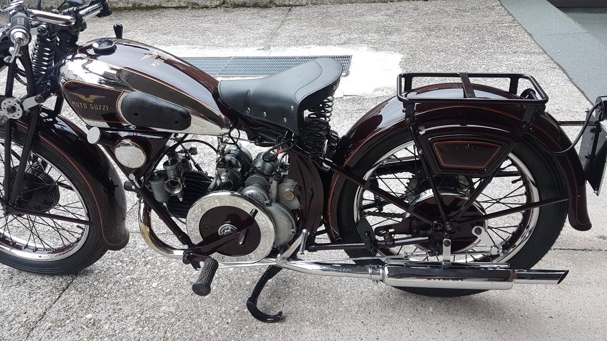 1938 Moto Guzzi S Rigido For Sale (picture 3 of 6)