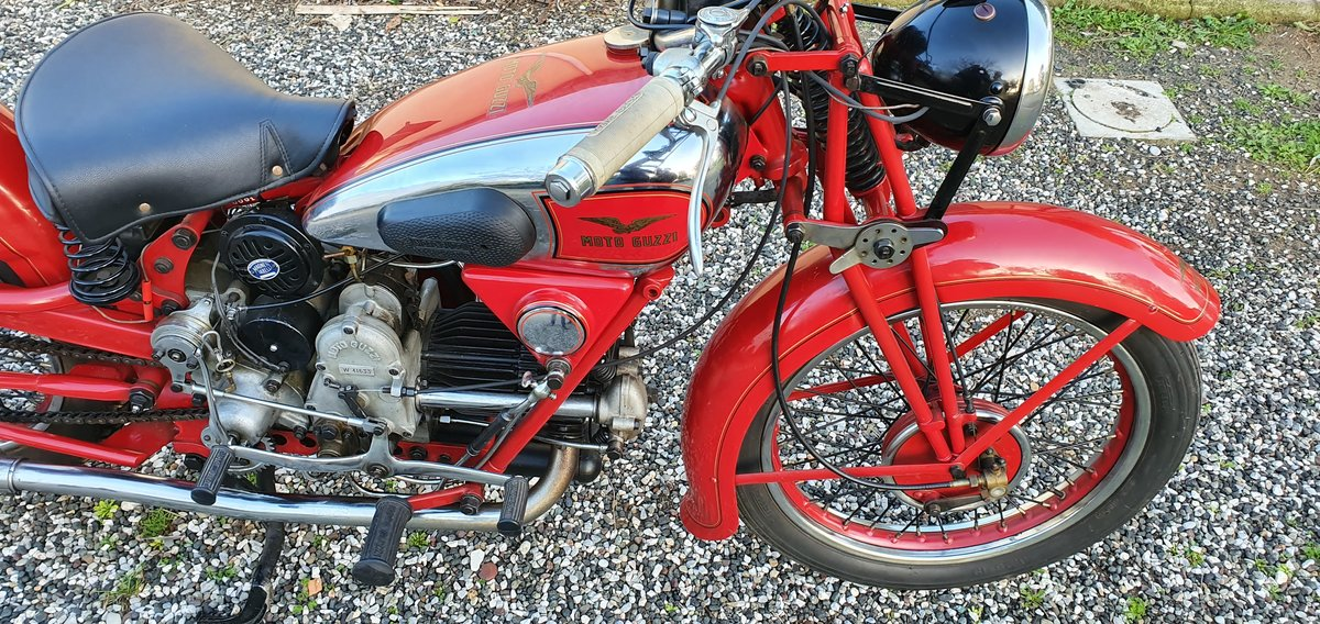 1938 Moto Guzzi GTW For Sale (picture 2 of 6)