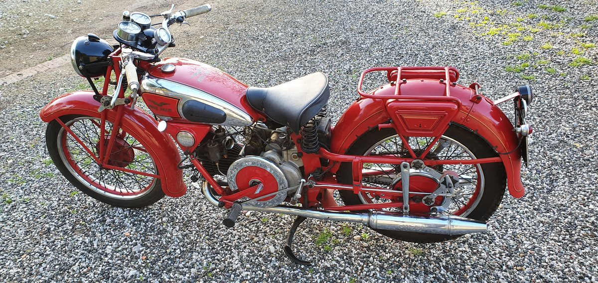 1938 Moto Guzzi GTW For Sale (picture 4 of 6)