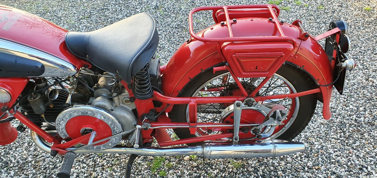 1938 Moto Guzzi GTW For Sale (picture 5 of 6)