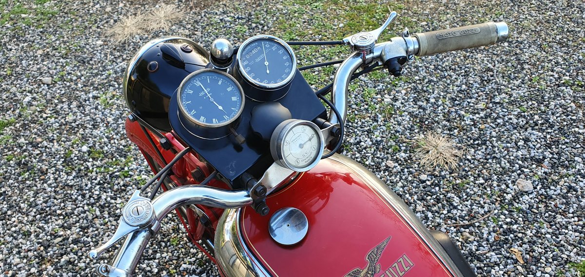 1938 Moto Guzzi GTW For Sale (picture 6 of 6)