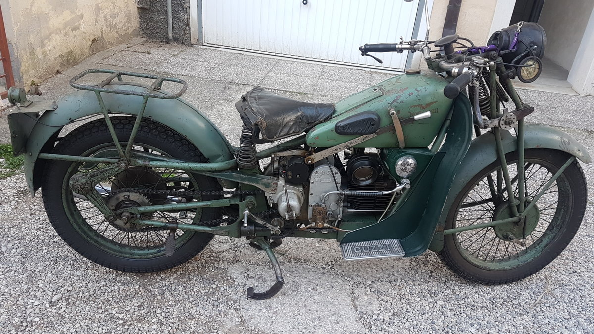 1945 Moto Guzzi Gt 2VT For Sale (picture 4 of 6)