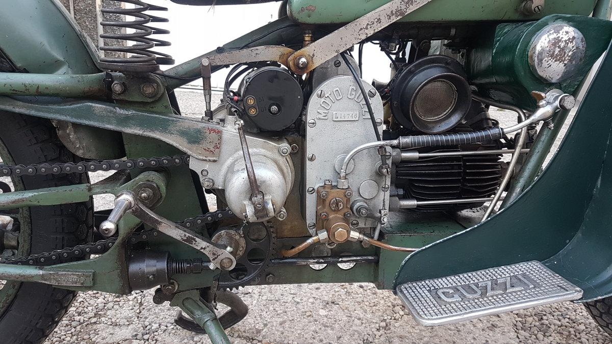 1945 Moto Guzzi Gt 2VT For Sale (picture 5 of 6)