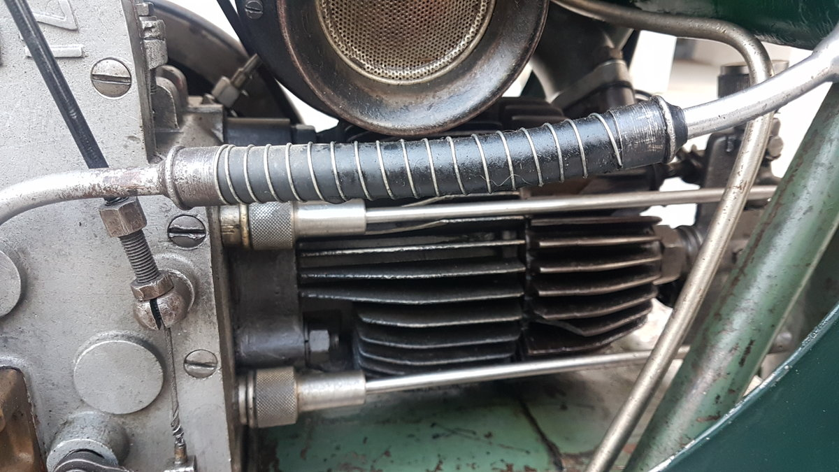 1945 Moto Guzzi Gt 2VT For Sale (picture 6 of 6)