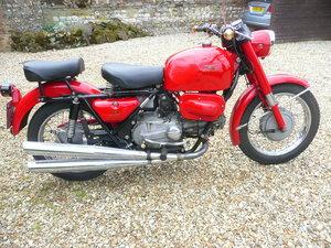 Moto Guzzi Nuove Falcone Classic Motorcycle