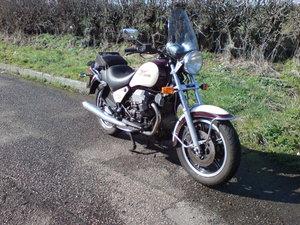 Moto Guzzi Cali 111