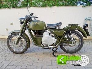 1979 MOTO GUZZI NUOVA FALCONE 500 MILITARE For Sale