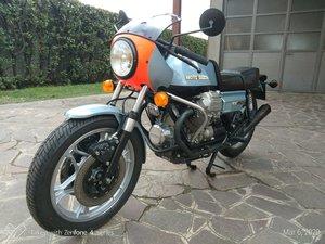 Moto Guzzi Le Mans 850 Mk1