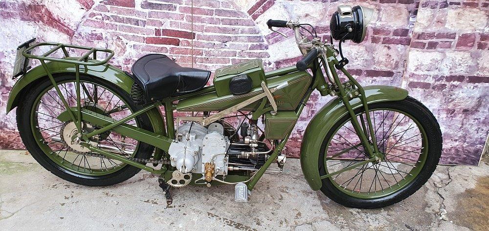 1924 Moto Guzzi Sport 13 For Sale (picture 1 of 6)