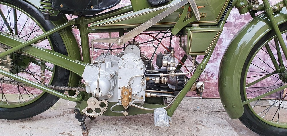 1924 Moto Guzzi Sport 13 For Sale (picture 3 of 6)