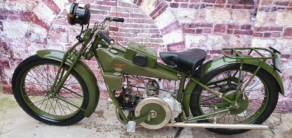 1924 Moto Guzzi Sport 13 For Sale (picture 4 of 6)