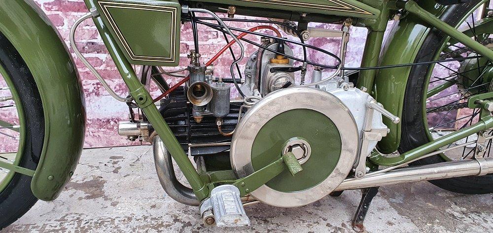 1924 Moto Guzzi Sport 13 For Sale (picture 6 of 6)