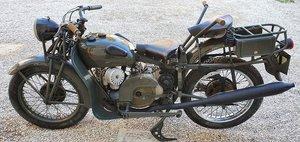 1952 MOTO GUZZI SUPERALCE For Sale