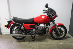1981 Moto Guzzi 1000 SP V Twin , A very original SP