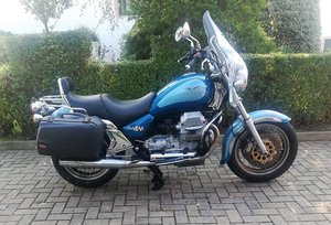 Picture of 1998 Moto Guzzi California 110cc EV SOLD