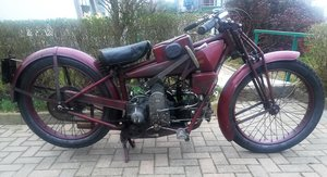 Picture of 1925 Moto Guzzi C2V 500cc SOLD
