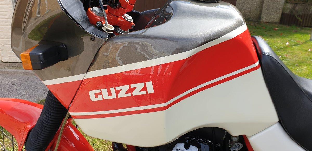 1992 Very rare moto guzzi NTX350.  11500 MILES. For Sale (picture 6 of 6)