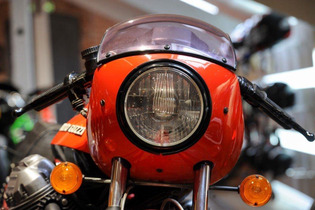1978 Moto Guzzi Lemans MK 1 Original Italian Classic For Sale (picture 3 of 6)