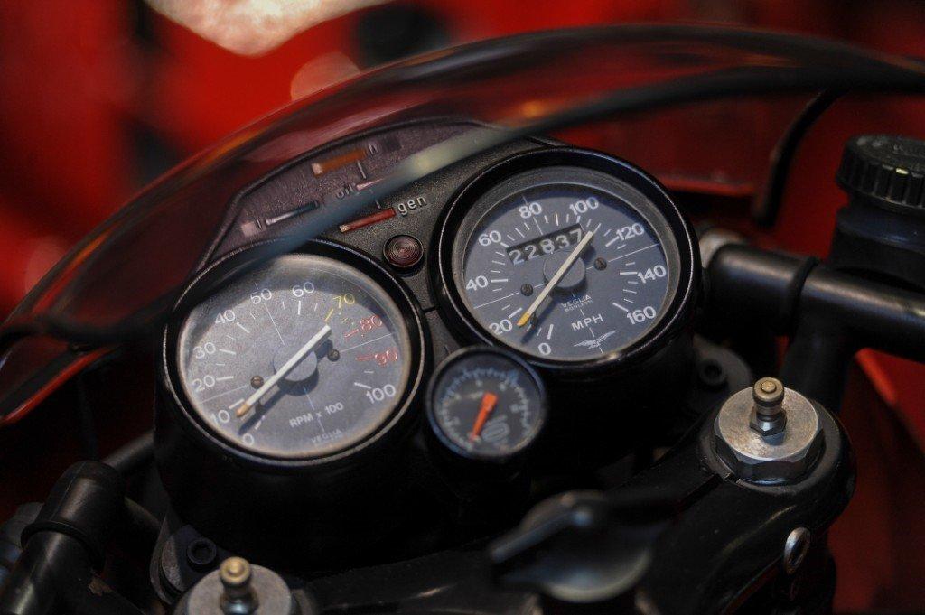 1978 Moto Guzzi Lemans MK 1 Original Italian Classic For Sale (picture 4 of 6)