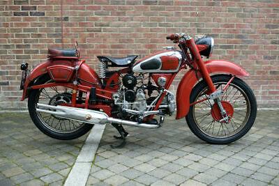 MOTO GUZZI AERONE CIRCA 1949 250cc
