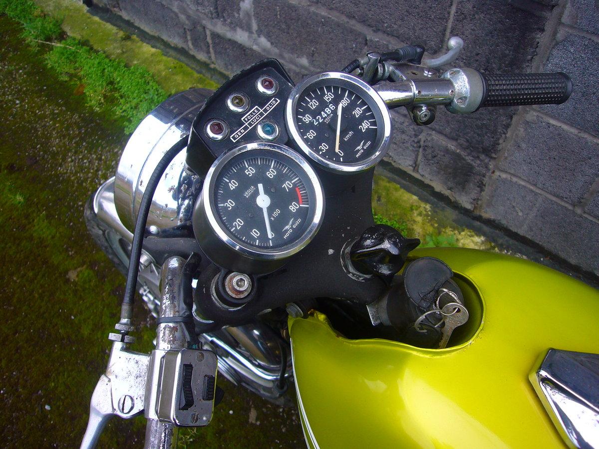 1972 Moto Guzzi V7 Sport SOLD (picture 3 of 6)