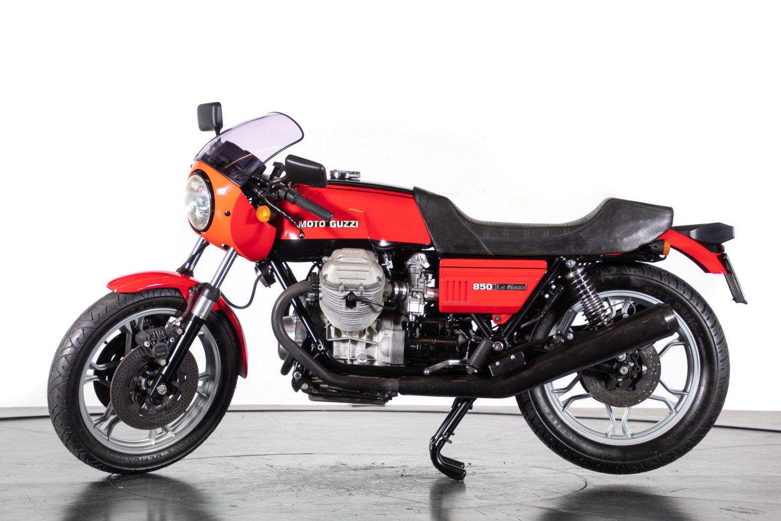 MOTO GUZZI - 850 LE MANS - 1977 For Sale (picture 1 of 6)