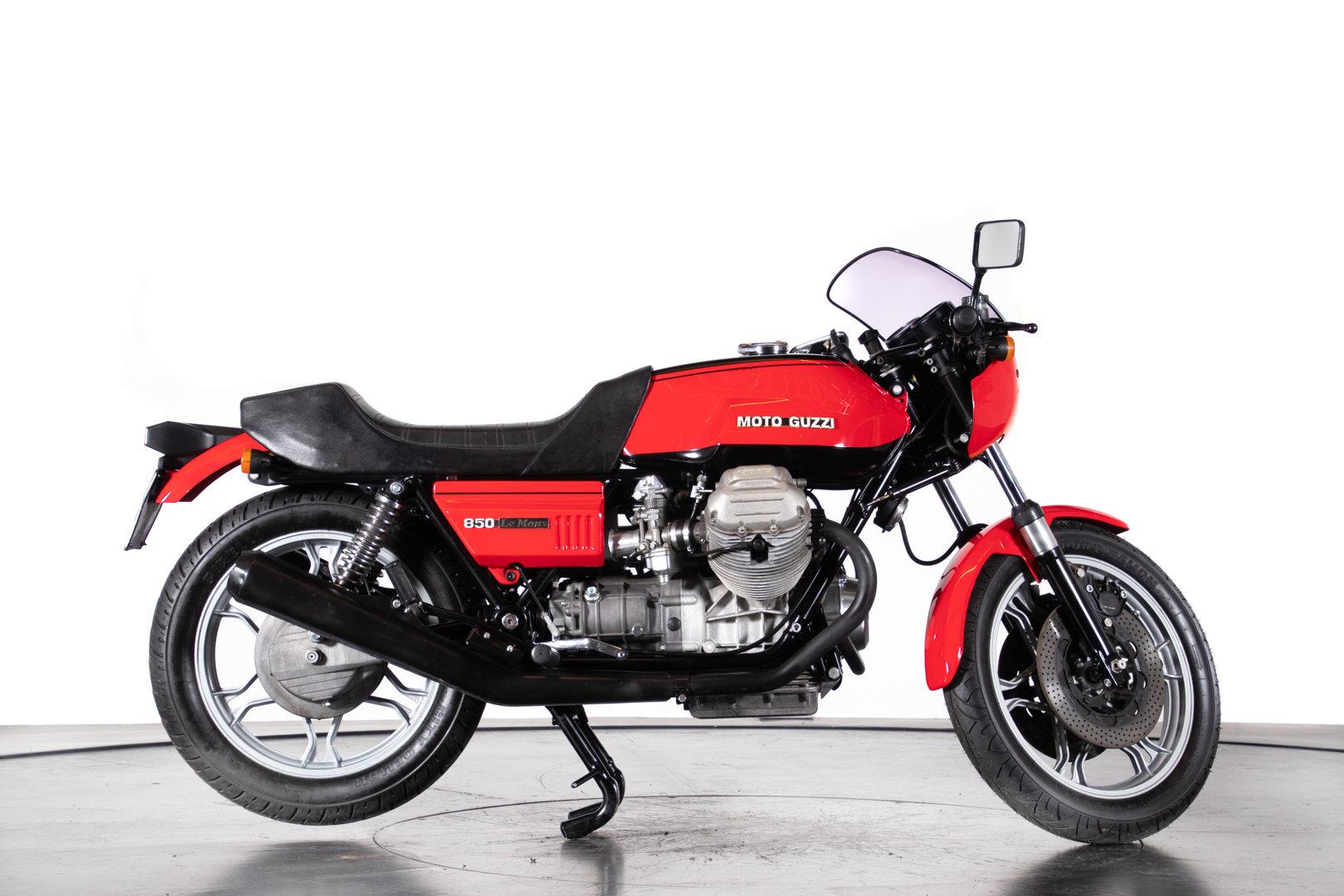MOTO GUZZI - 850 LE MANS - 1977 For Sale (picture 2 of 6)