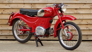 Picture of 1957 Moto Guzzi Zigolo 98cc For Sale