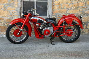 1948 Very nice and original 500cc Moto Guzzi