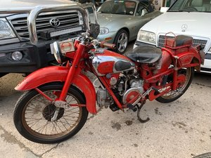 1949 Moto Guzzi Aerone For Sale by Auction
