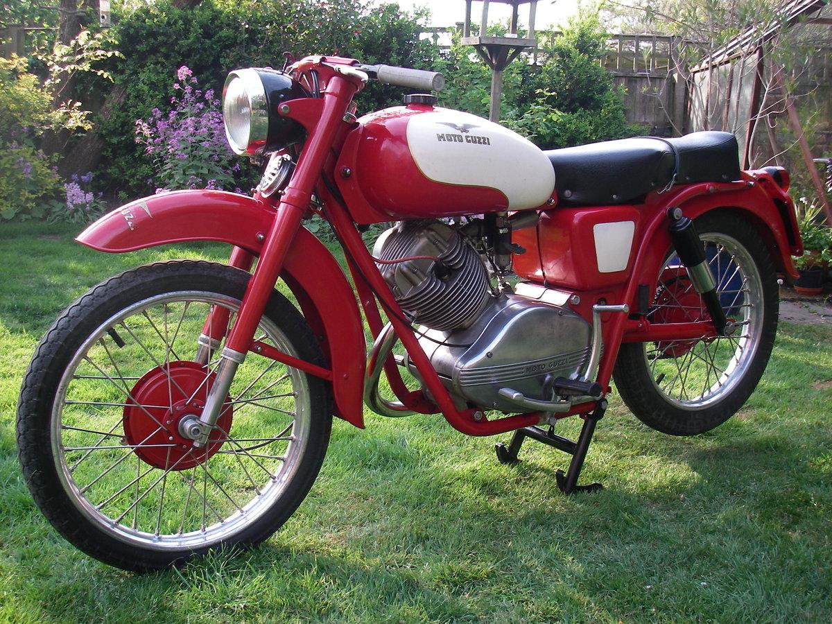 1957 Moto Guzzi Lodola 175cc OHC  SOLD (picture 2 of 6)