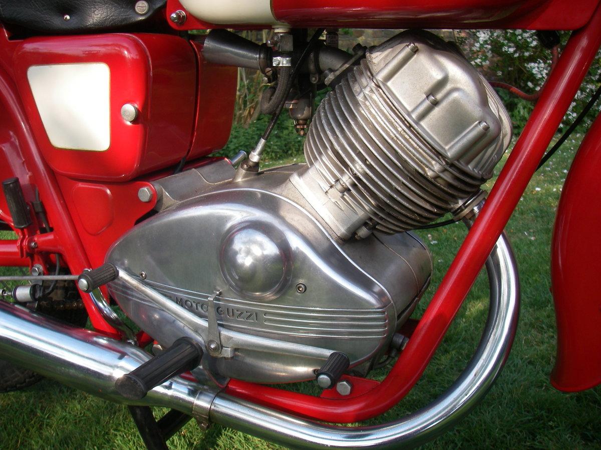 1957 Moto Guzzi Lodola 175cc OHC  SOLD (picture 3 of 6)