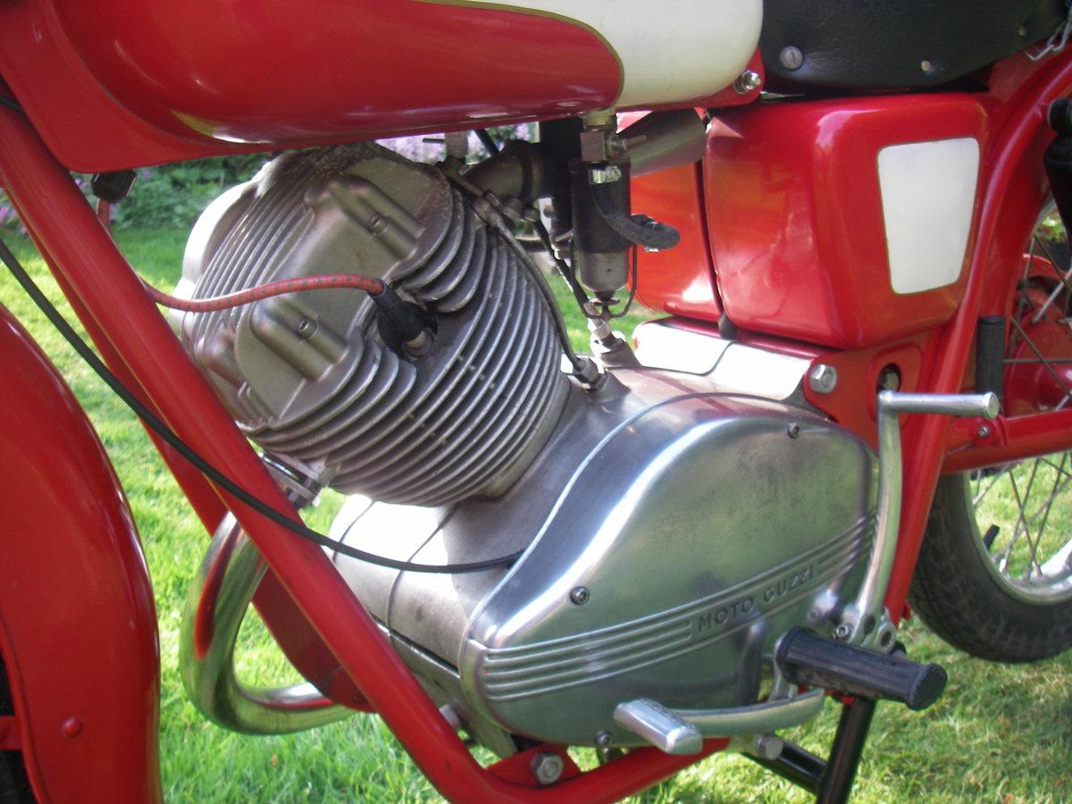 1957 Moto Guzzi Lodola 175cc OHC  SOLD (picture 4 of 6)