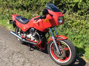 1993 Motor Guzzi Targa in great condition
