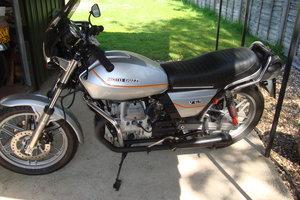 1985 Moto Guzzi