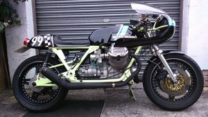 1979 Moto Guzzi 992 cc Hill Climb Special