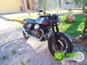 MOTO GUZZI V 1000 SP CAFE RACER, ANNO 1982, FINANZIABILE For Sale