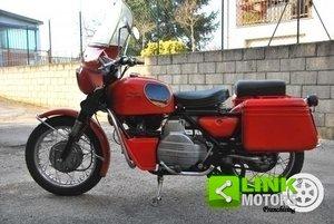 Moto Guzzi Nuovo Falcone 500 - 1972