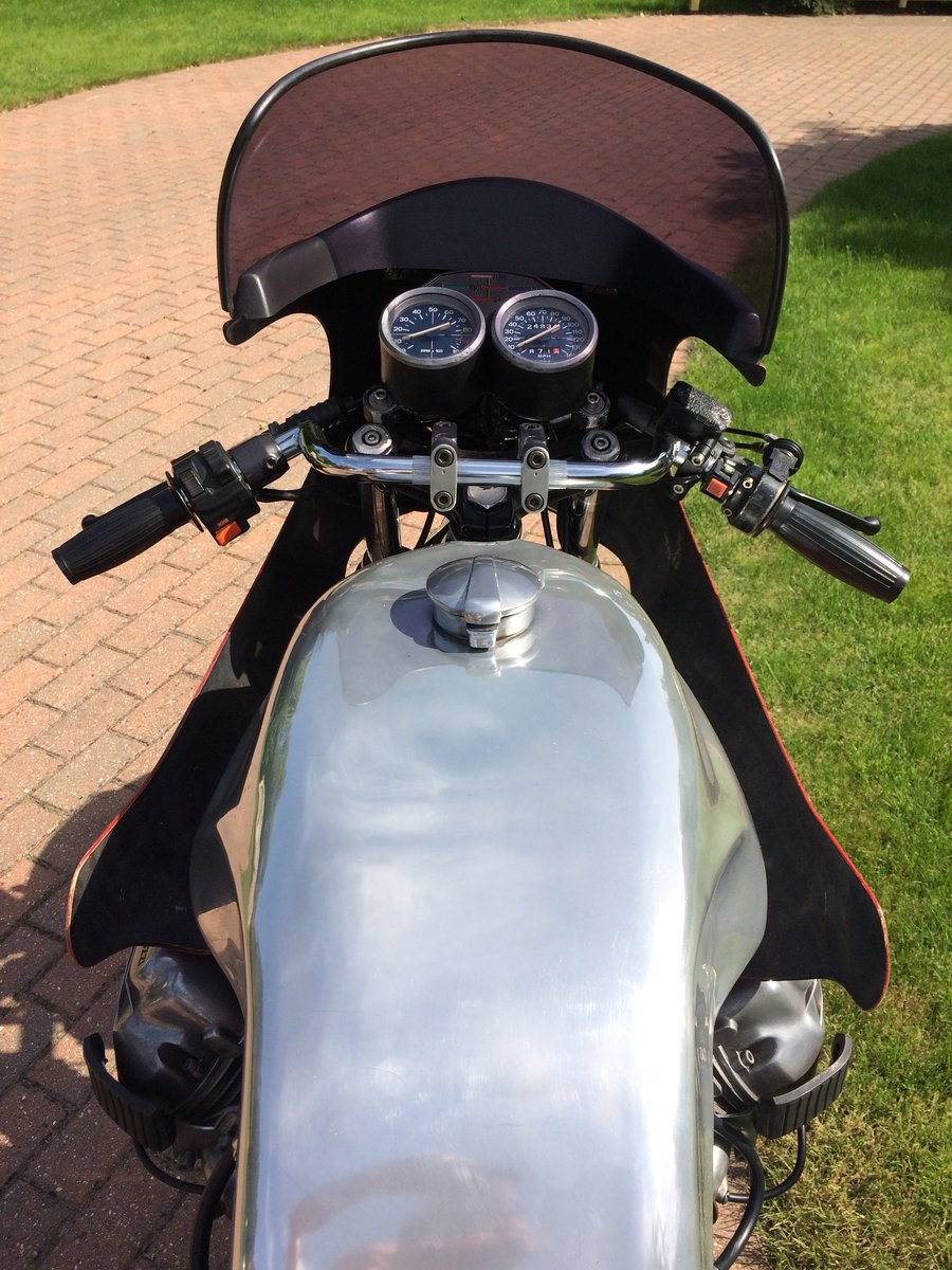 1978 Moto Guzzi 1000cc S reg Cafe Racer. Possible p/ex. For Sale (picture 3 of 5)