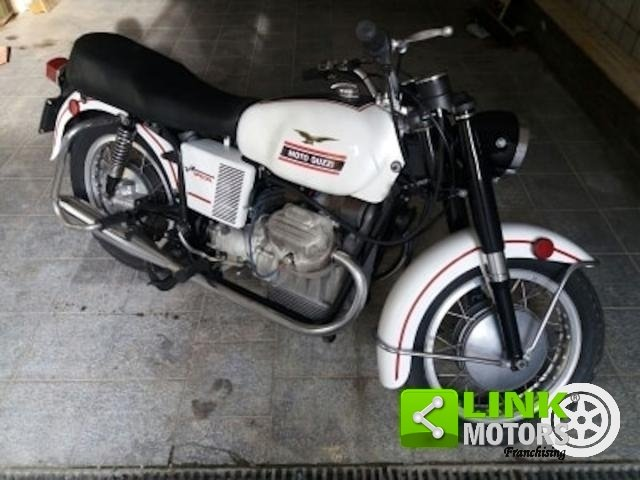 1970 Moto Guzzi 7v Special For Sale (picture 1 of 6)