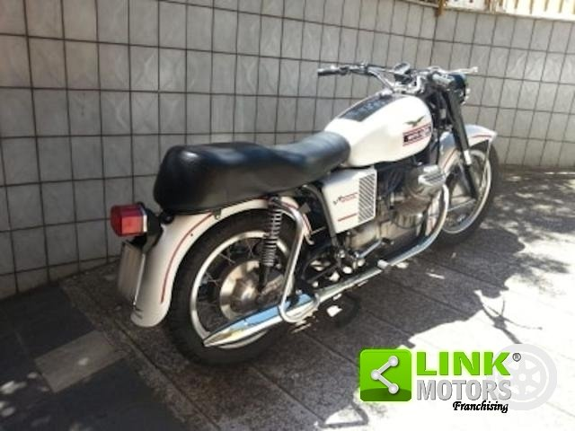 1970 Moto Guzzi 7v Special For Sale (picture 4 of 6)