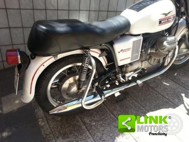1970 Moto Guzzi 7v Special For Sale (picture 6 of 6)