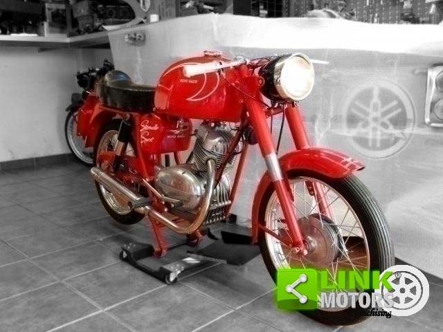 Moto Guzzi Stornello SPORT 125 (1965) FMI For Sale (picture 1 of 6)