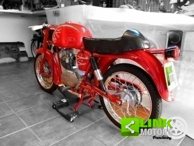 Moto Guzzi Stornello SPORT 125 (1965) FMI For Sale (picture 2 of 6)