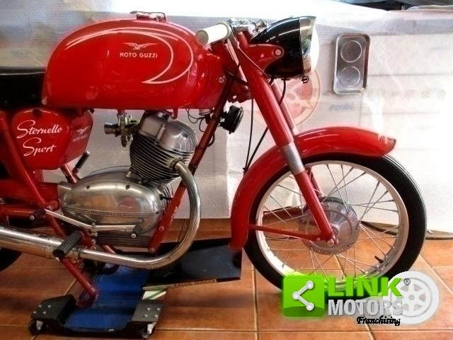 Moto Guzzi Stornello SPORT 125 (1965) FMI For Sale (picture 6 of 6)